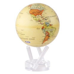 Antique Beige MOVA® Globe