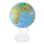 Blue Green with Relief Map MOVA® Globe